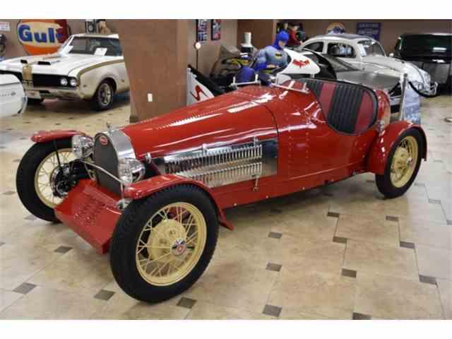 1928 Z Bugatti T35 Boattail | 980120