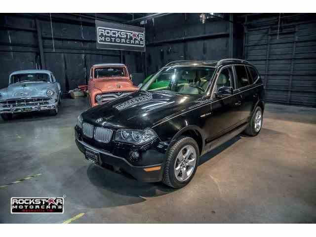 2008 BMW X3   981204