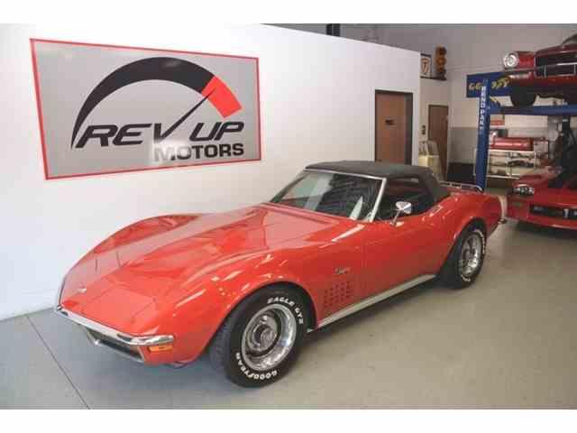1972 Chevrolet Corvette | 981215