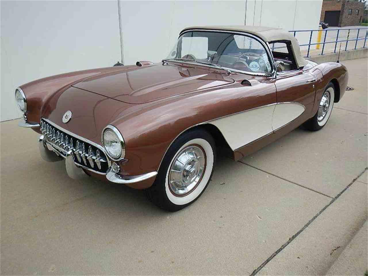 1957 chevrolet corvette for sale on classiccars com 31 - 1956 Chevrolet Corvette 981219