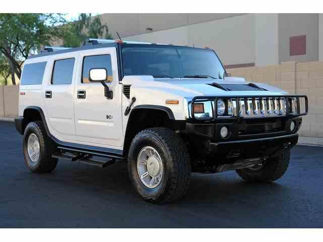 2003 Hummer H2 | 981221