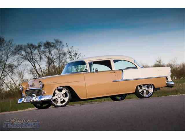 1955 Chevrolet 210/Bel Air ProTouring | 981226
