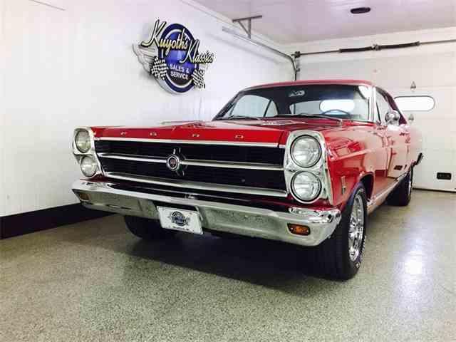 1966 Ford Fairlane | 981234