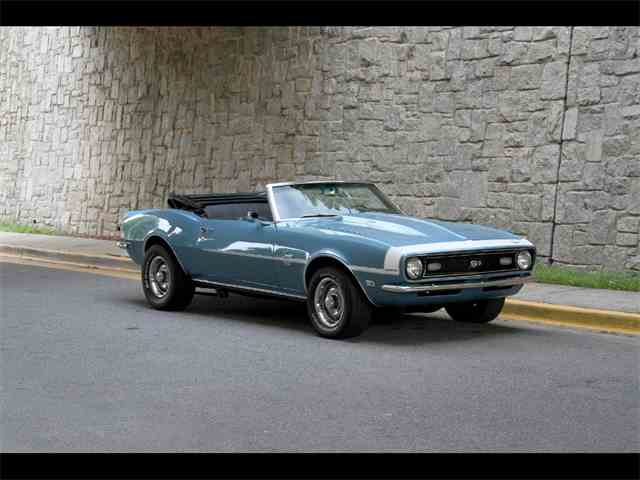 1968 Chevrolet Camaro | 981235