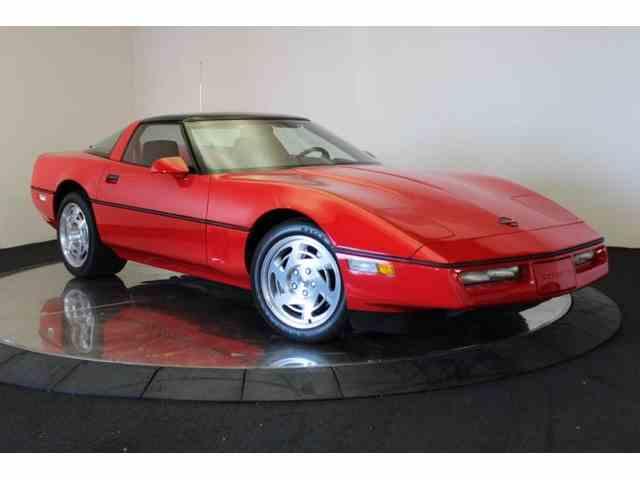 1990 Chevrolet Corvette | 981244