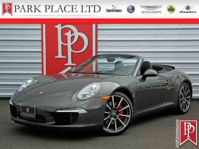 2012 Porsche 911   981249