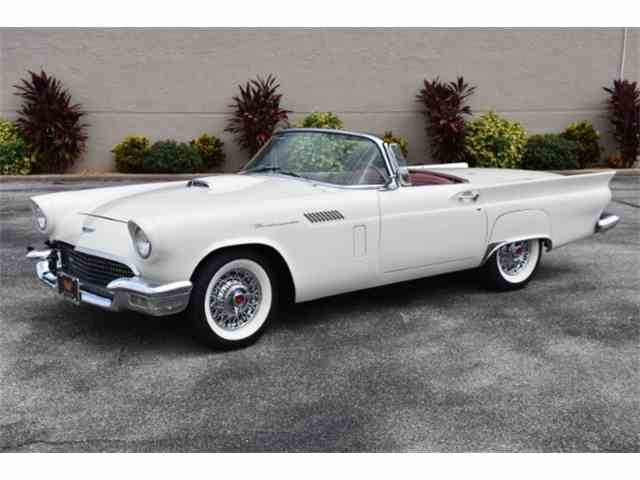 1957 Ford Thunderbird | 980125