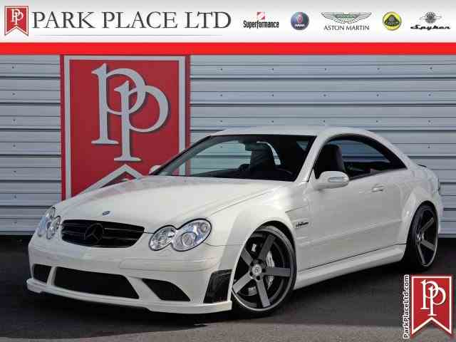 2008 Mercedes-Benz CLK63 | 981250