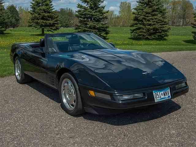 1992 Chevrolet Corvette | 981254