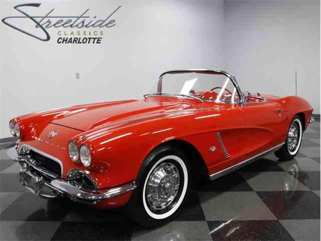 1962 Chevrolet Corvette | 981258