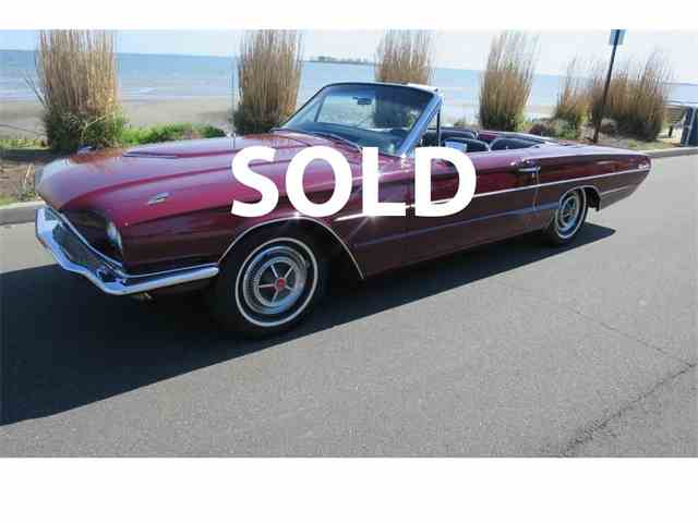 1966 Ford Thunderbird | 981259
