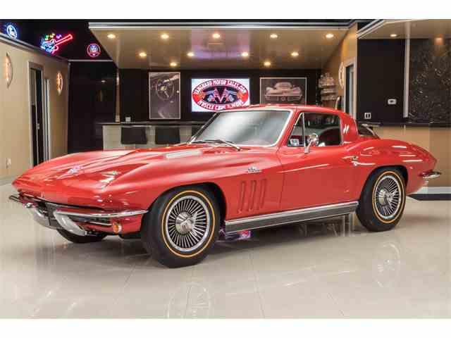 Picture of '66 Corvette L72 427/425 - L158