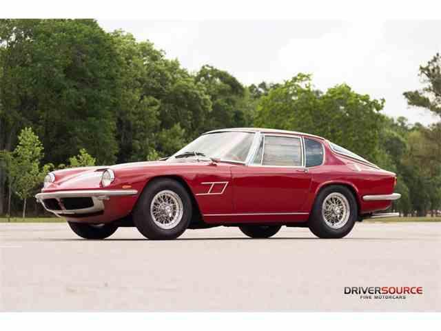 1967 Maserati Mistral | 981265