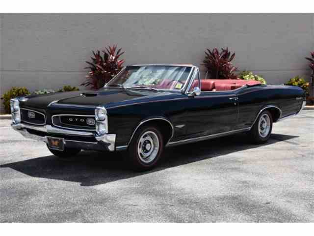 1966 Pontiac GTO | 980127