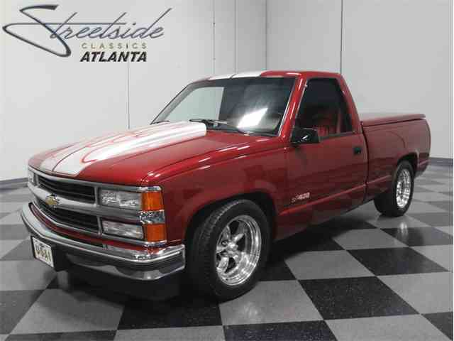 Picture of '92 Silverado Supercharged - L15P