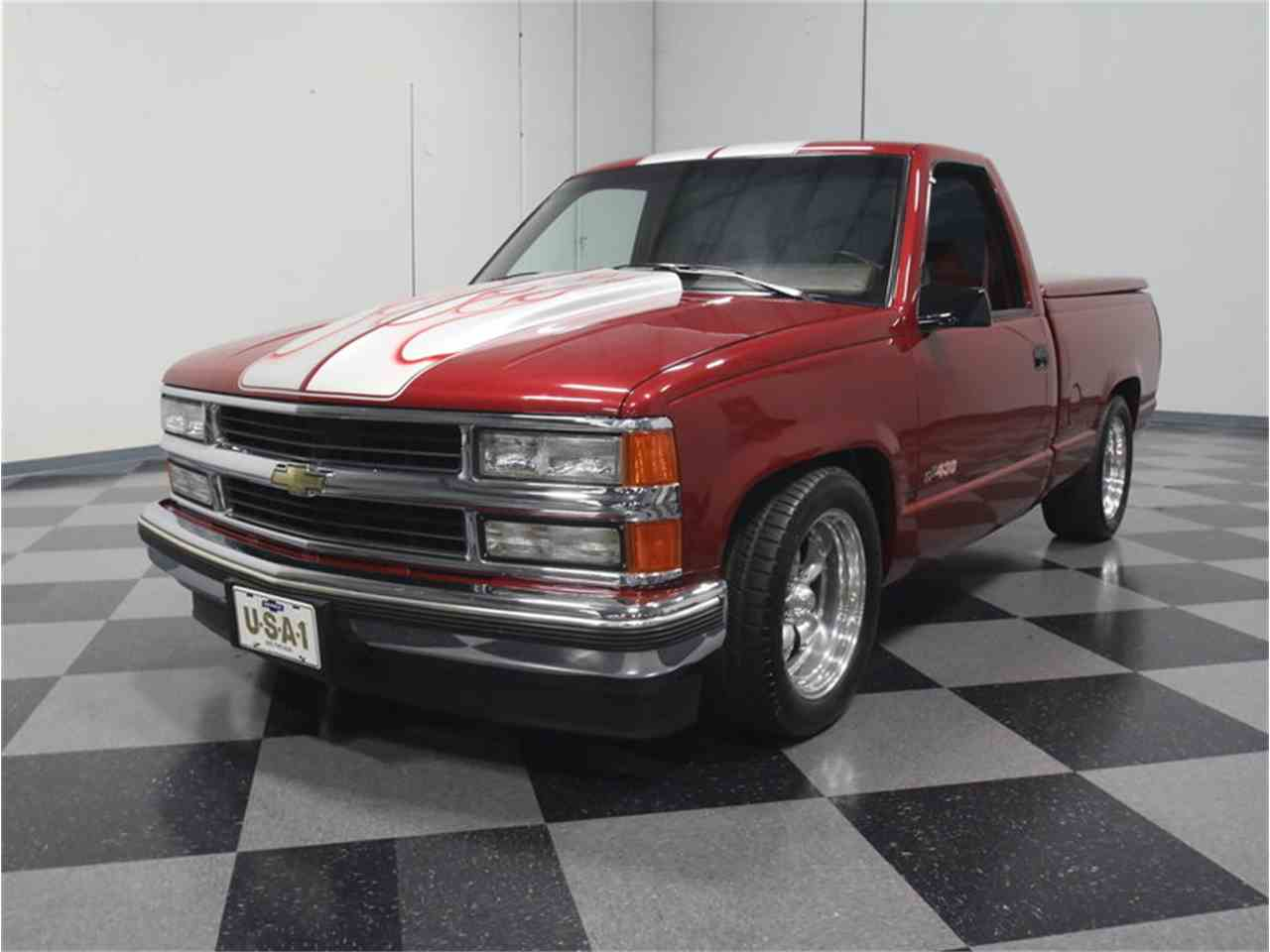 1992 chevrolet silverado supercharged for  | classiccars