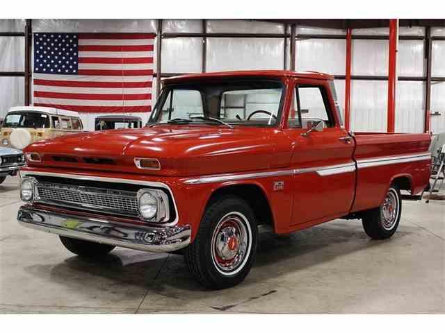 1966 Chevrolet C/K 10 | 981281