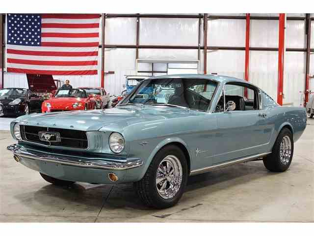 1965 Ford Mustang | 981289