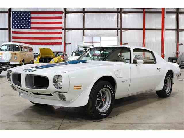 1970 Pontiac Firebird Trans Am | 981290