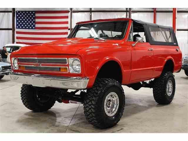 1971 Chevrolet Blazer | 981292