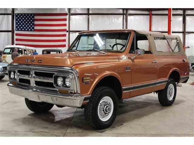 1970 GMC Jimmy   981293