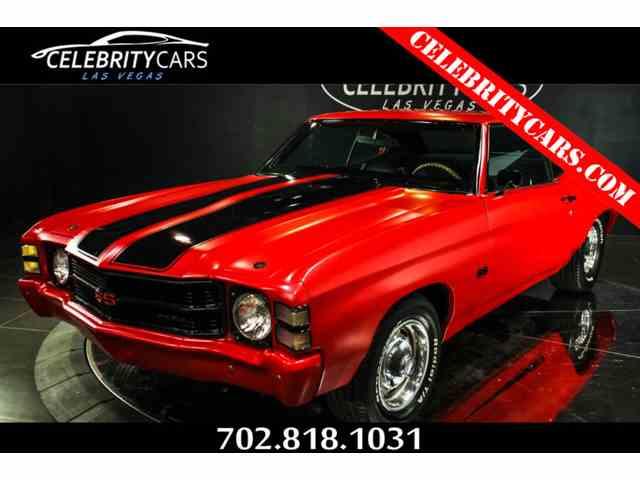 1971 Chevrolet Chevelle | 981296