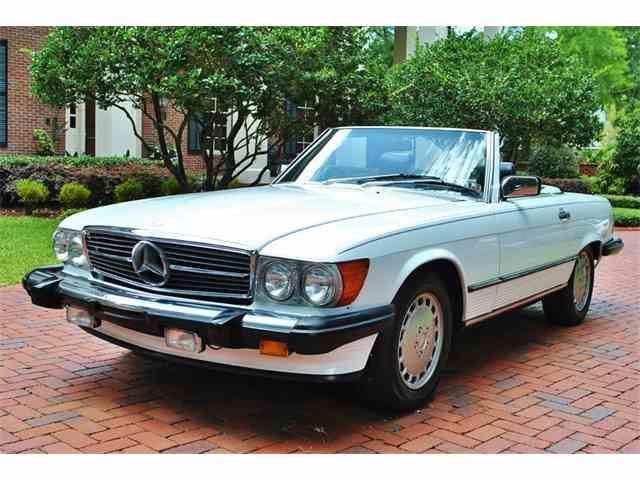 1989 Mercedes-Benz 560 | 981301