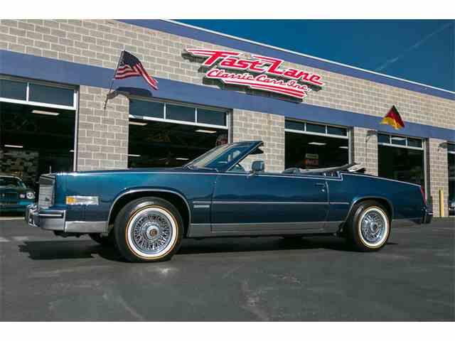 1983 Cadillac Eldorado | 981305