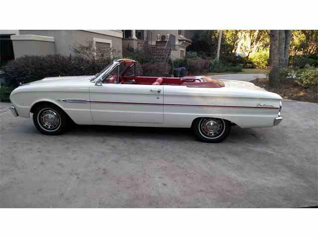1963 Ford Falcon Futura | 981308