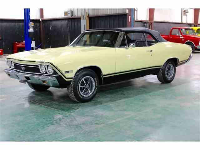 1968 Chevrolet Chevelle   981312