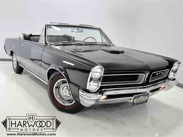 1965 Pontiac GTO for Sale on ClassicCarscom in United States  19