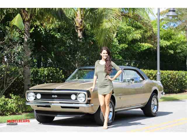 1967 Chevrolet Camaro | 981322