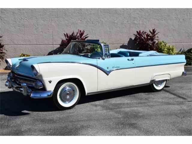 1955 Ford Sunliner | 980133