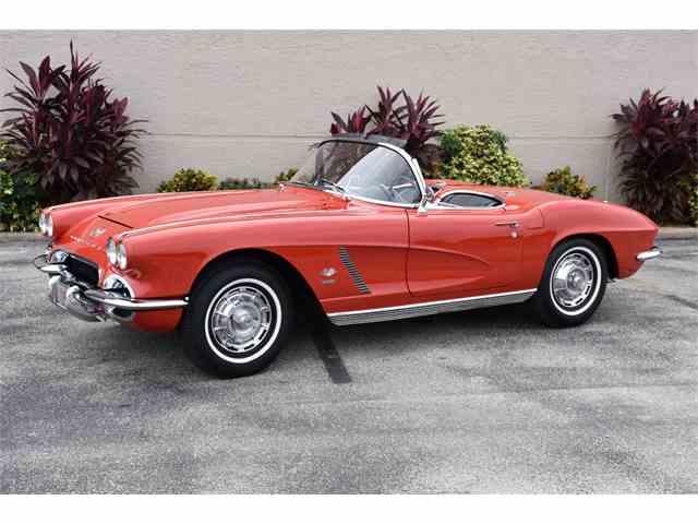 1962 Chevrolet Corvette | 980134