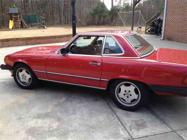1988 Mercedes-Benz 560SL | 981342