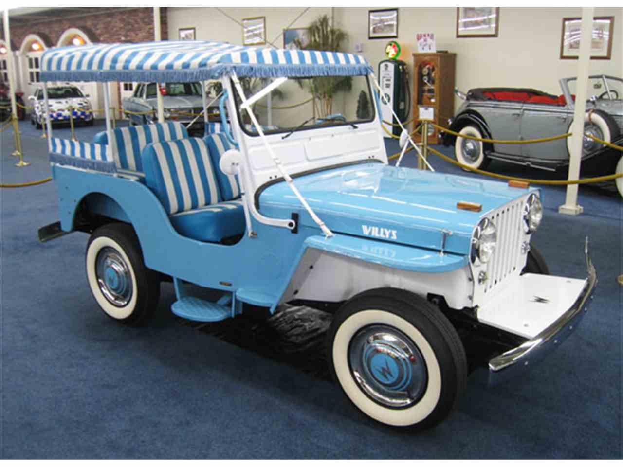 1960 willys jeep for sale cc 981344. Black Bedroom Furniture Sets. Home Design Ideas