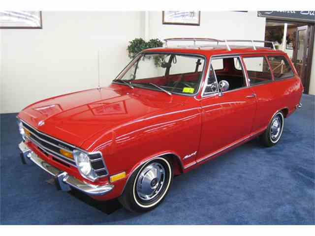 1968 Opel Kad | 981345