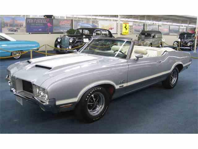 1971 Oldsmobile 442 | 981347