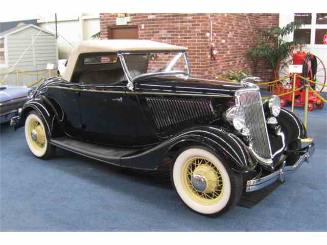 1934 Ford Deluxe | 981350