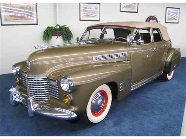 1941 Cadillac Series 62 | 981352