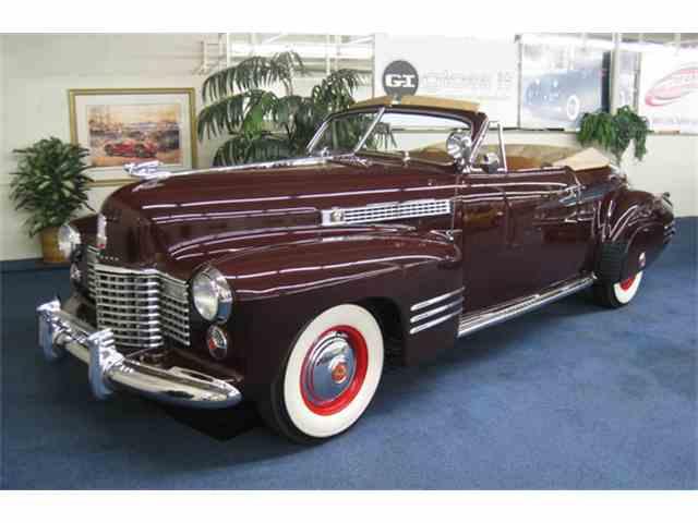 1941 Cadillac Series 62 | 981353