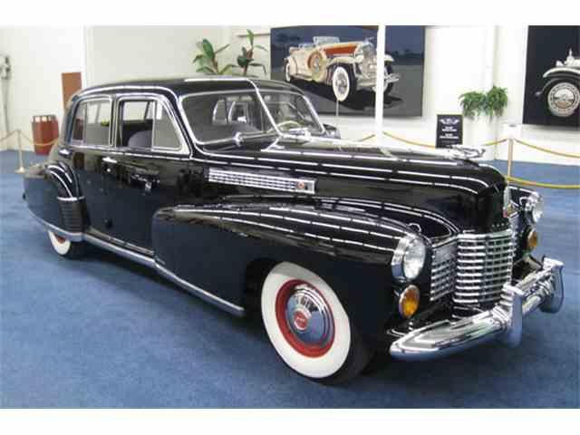 1941 Cadillac Series 60 | 981354
