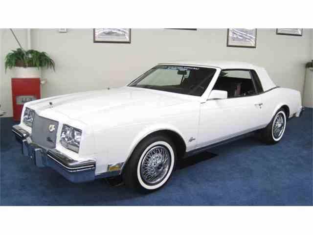 1985 Buick Riviera | 981355
