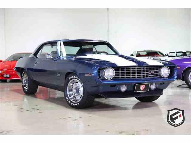 1969 Chevrolet Camaro Z28 | 981368