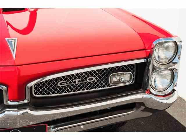 1967 Pontiac GTO | 981370