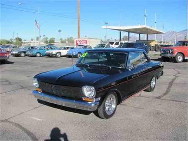 1963 Chevrolet Nova | 981377
