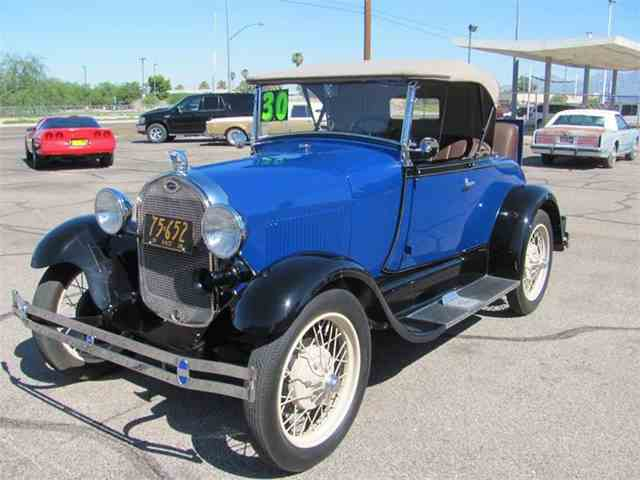 1929 Ford Model A | 981378
