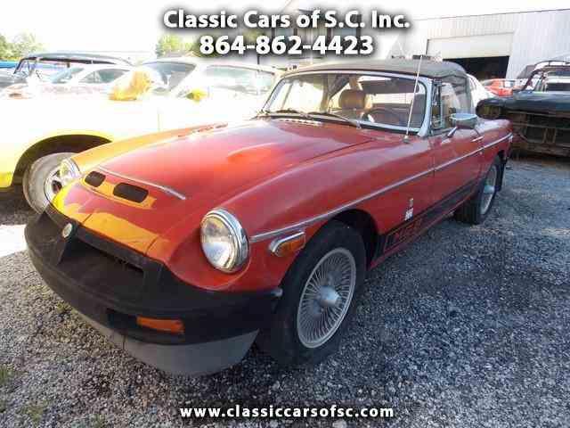 1977 MG MGB | 981385