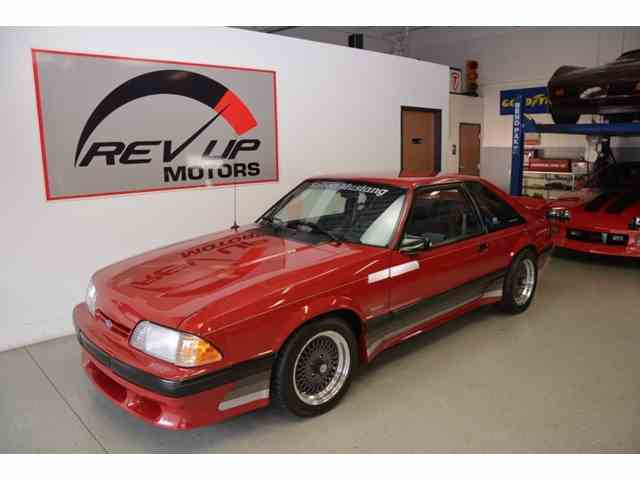 1988 Ford Mustang | 981389
