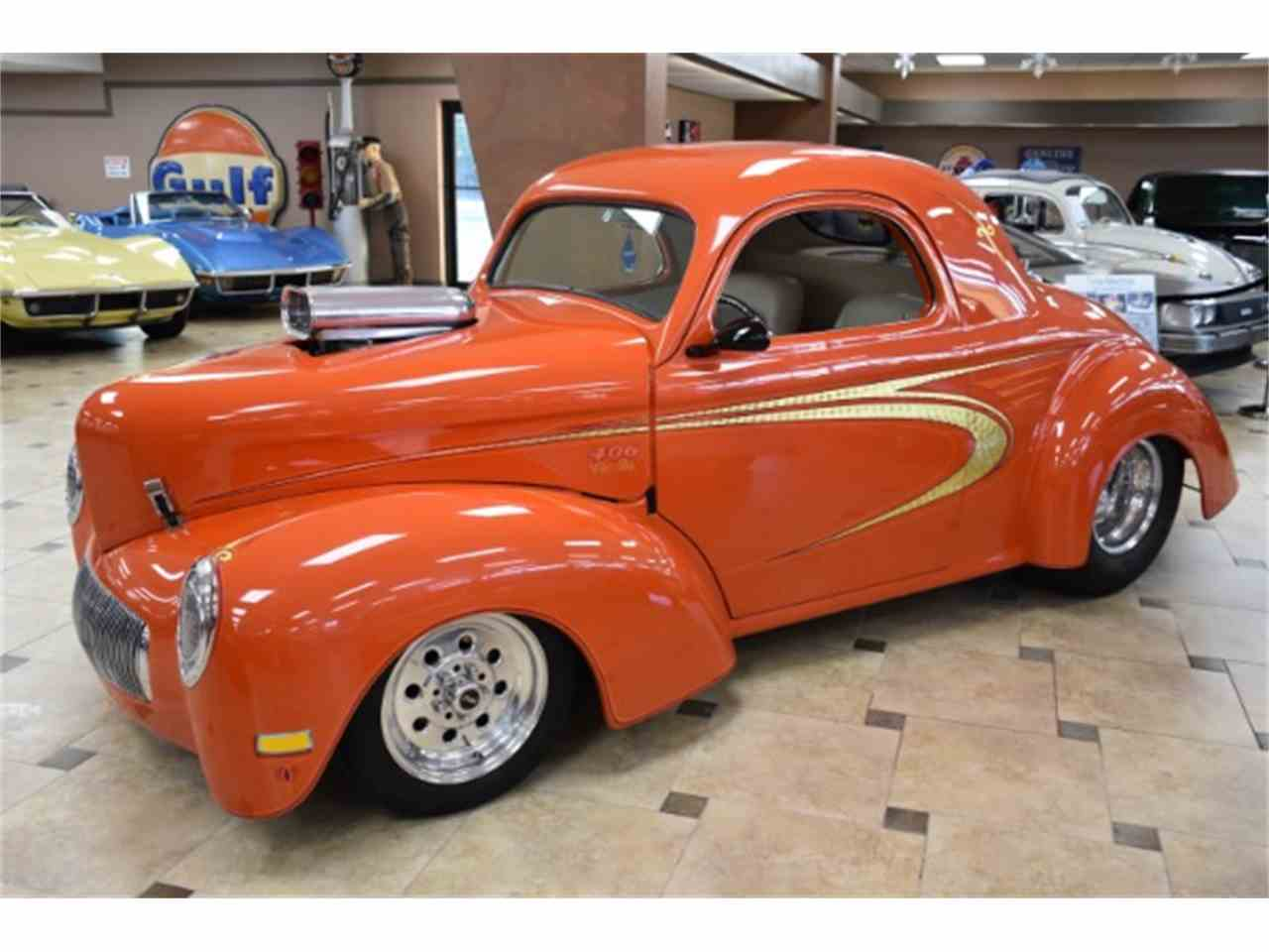 1941 willys coupe for sale cc 980139. Black Bedroom Furniture Sets. Home Design Ideas